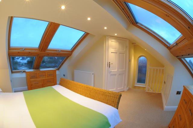attic roof design ideas - Gallery